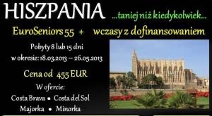 HISZPANIA-EUROSENIORS 2013. 28.12.12.